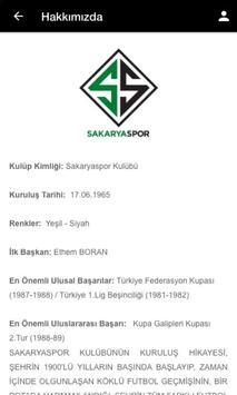 Sakaryaspor Mobil54 screenshot 1