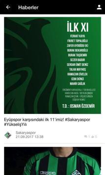 Sakaryaspor Mobil54 screenshot 2