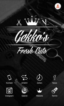 Gekko's Fresh Cuts poster