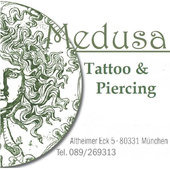 Tattoo Studio Medusa icon