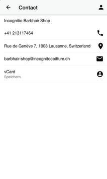 Incognito Barbhair Shop screenshot 2