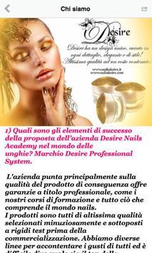 Desire Nails Academy apk screenshot