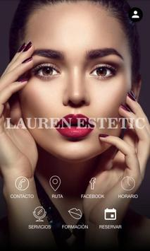 Lauren Estetic poster
