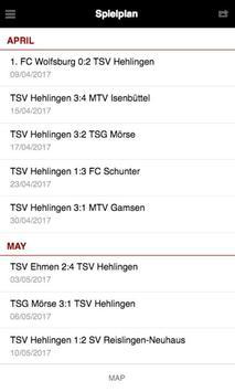 TSV Hehlingen - Fußball screenshot 4