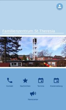 Familienzentrum St.Theresia poster