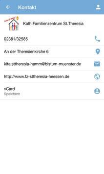 Familienzentrum St.Theresia screenshot 1