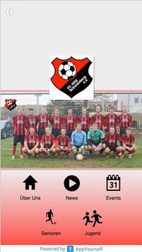 FC Schweinberg Fussball poster