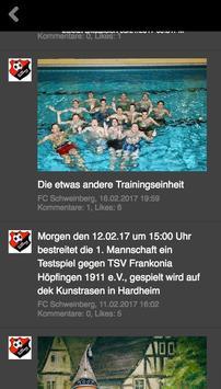 FC Schweinberg Fussball apk screenshot