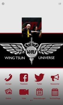 Wing Tsun Universe (WTU) Nord poster