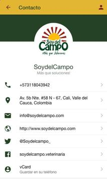 SoydelCampo screenshot 2
