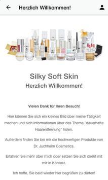Silky Soft Skin screenshot 1