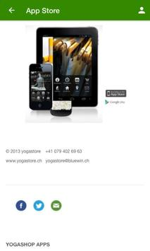 Yogashop screenshot 2