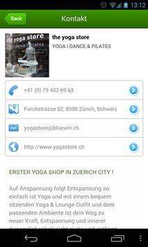 Yogashop apk screenshot