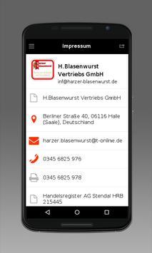 Harzer Blasenwurst screenshot 4