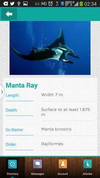 DiveAdvisor - Scuba Diving App poster