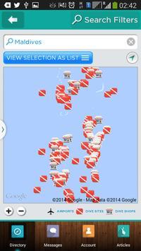 DiveAdvisor - Scuba Diving App screenshot 20