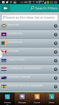 DiveAdvisor - Scuba Diving App screenshot 2