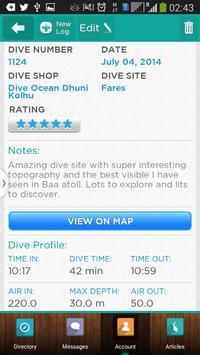DiveAdvisor - Scuba Diving App screenshot 5