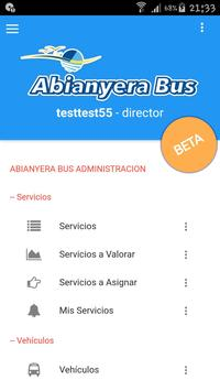 AbianyeraBus screenshot 1