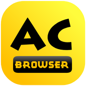 AC Browser - Indian Web Browser icon