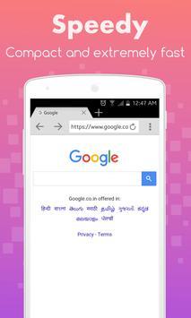 AC Browser - Indian Web Browser screenshot 1