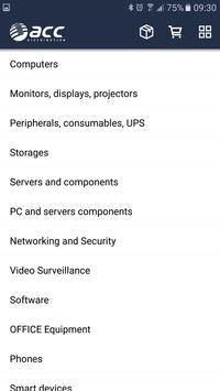 ACC Distribution apk screenshot