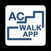 ACWalkApp Messina icon