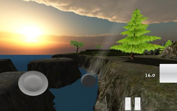 Golf Island (Free) apk screenshot