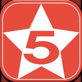 Cinq Petit Indice un Mot jeux icon