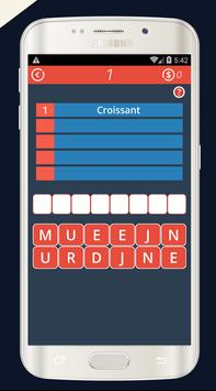 Cinq Petit Indice un Mot jeux screenshot 4
