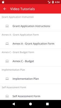 ADPC E-learning platform screenshot 3