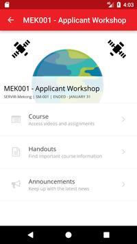 ADPC E-learning platform screenshot 2