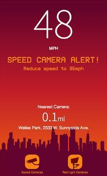 Speed Camera Detector screenshot 2