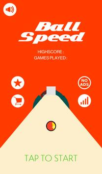 Ball Speed– Roll, Hold-Release poster