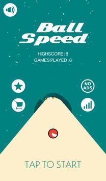 Ball Speed– Roll, Hold-Release apk screenshot