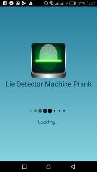 Lie Detector Machine Prank New poster