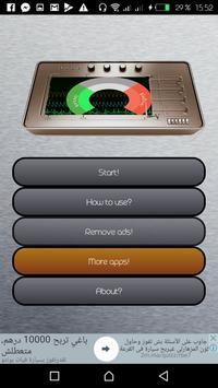 Lie Detector Machine Prank New screenshot 1