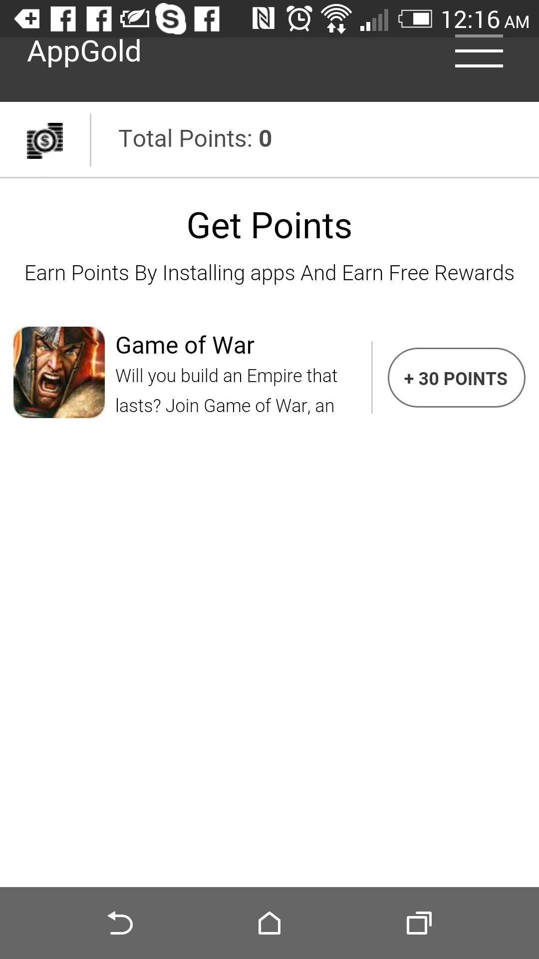 Tap Joy Rewards App cho Android - Tải về APK