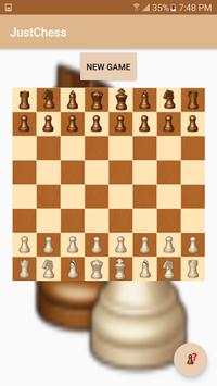 Free Chess poster