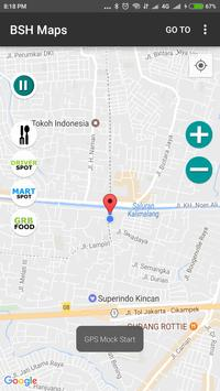 BSH Fake GPS poster