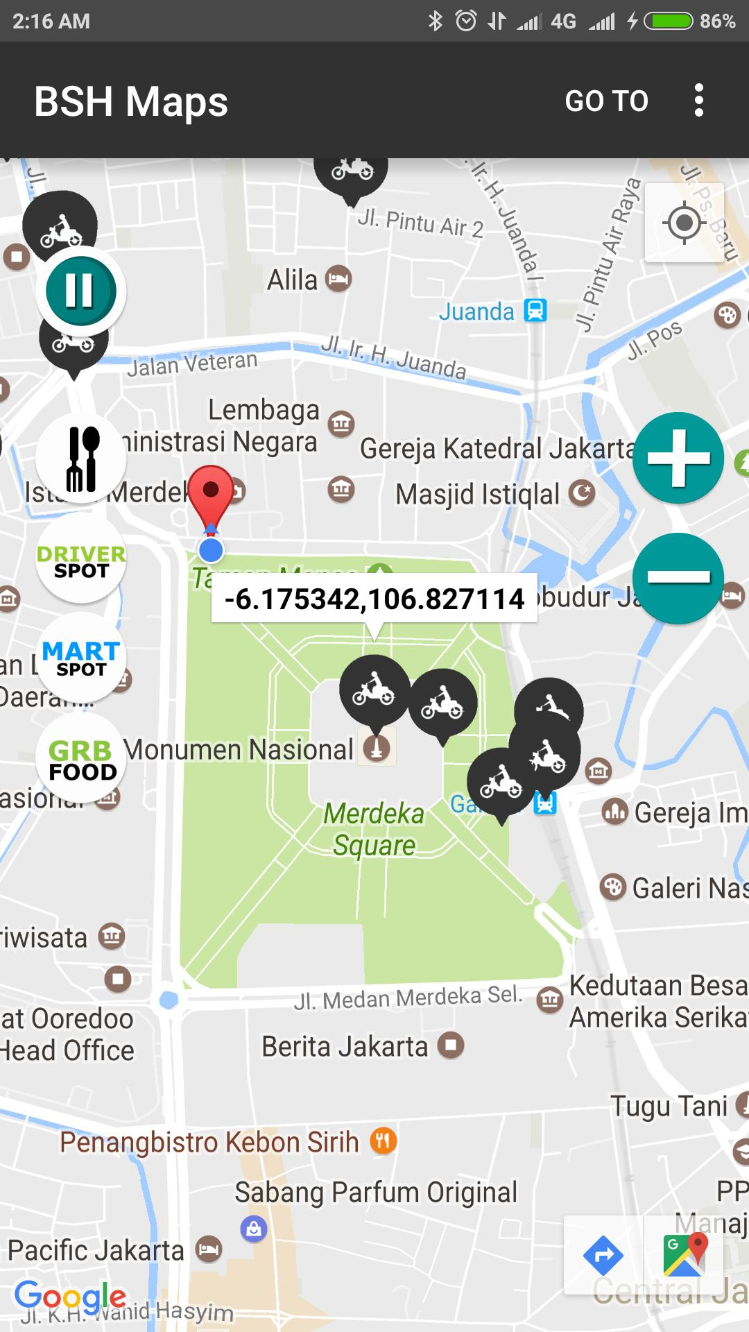 BSH Fake GPS for Android - APK Download