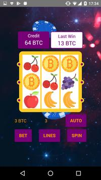 Bitcoin Slot Machine screenshot 3