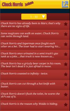 Top 100 Chuck Norris jokes plakat
