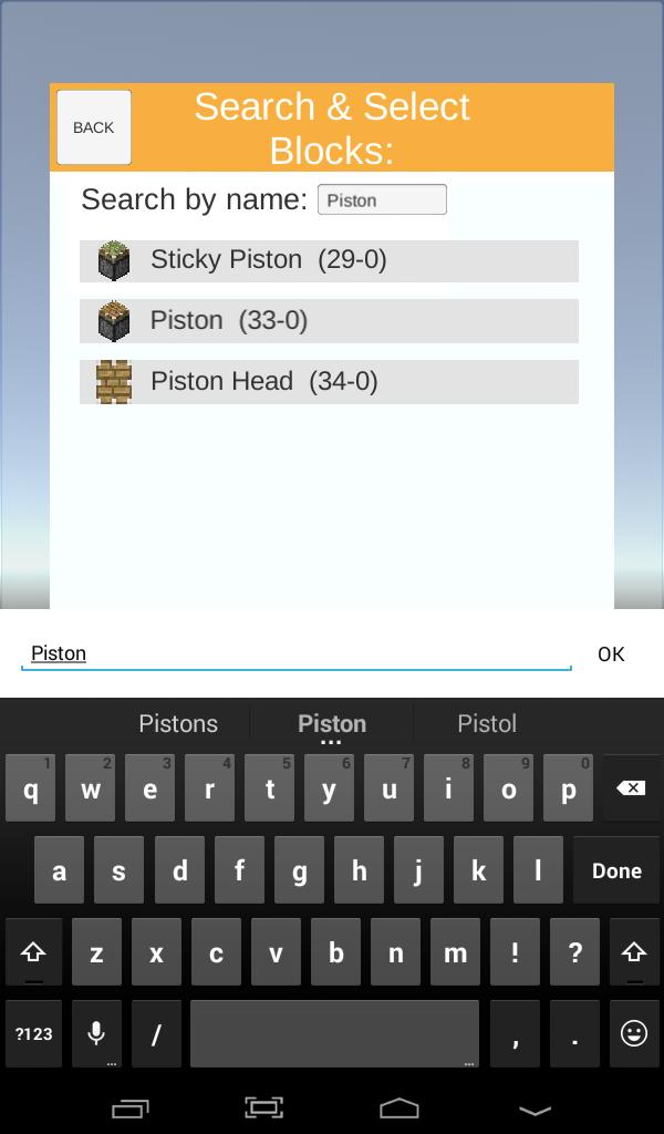 Inventory Editor for Minecraft for Android - APK Download