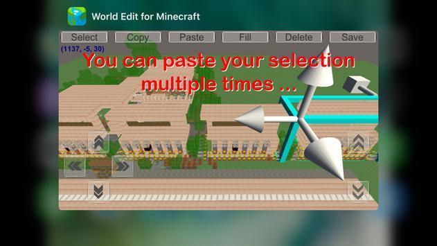 World Edit for Minecraft screenshot 4