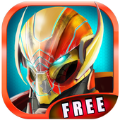 Steel Fighting Robots 3D - Free fighting game icon