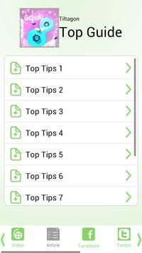 Prohack for Tiltagon Limited apk screenshot
