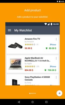 Price Alert for Amazon screenshot 10