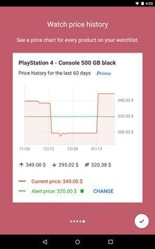 Price Alert for Amazon screenshot 14