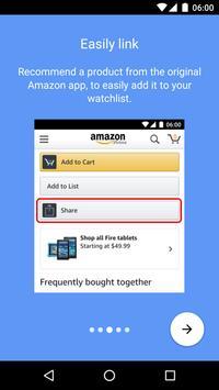 Price Alert for Amazon screenshot 2